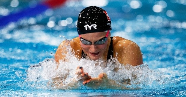 Ugolkova: I love this Pool