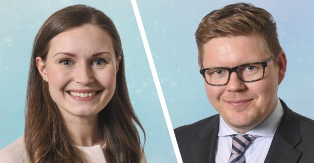 Which one will become Finland's next prime minister? Sanna Mari and Antti Lindtman face night A-in the studio – watch the match live at 21.05