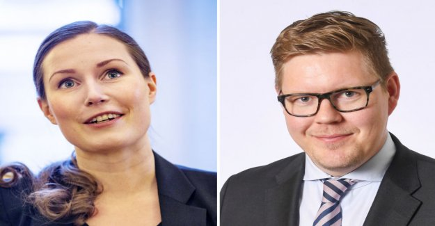 Who is Finland's next prime minister? This name, which are strong in
