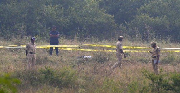 Woman raped and set on fire – police shoot suspects