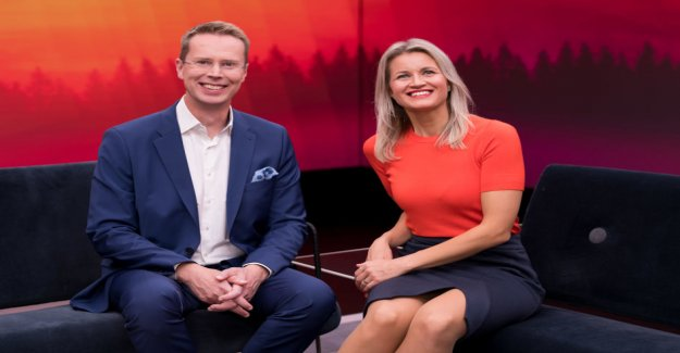 Yle morning today: the Center does not rely on the Slope - How to use the board? Policy experts will analyze the role of the government. Watch the broadcast here.