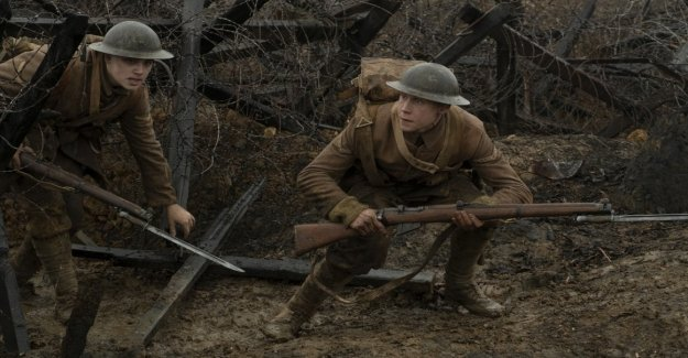 '1917' Sam Mendes ' beats 'Star Wars' at the boxoffice in the Usa. Favorite Oscar