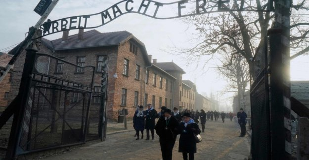 A trip to Auschwitz: The survivors are disappearing