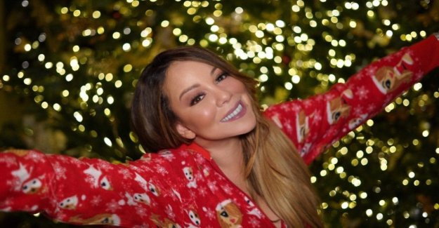 After Dorsey touches to Mariah Carey: tweet racist because of hackers