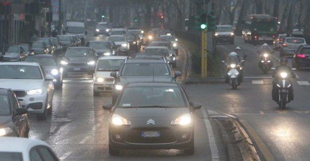 Alert smog, the new calming measures in 17 cities in Piemonte, Lombardia and Veneto