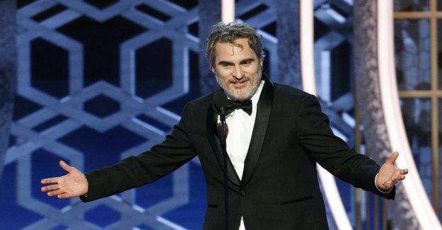Bafta, eleven nominations for 'Joker'