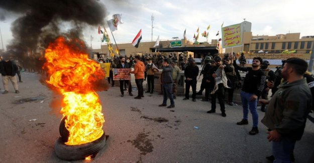 Baghdad, the new air raid by the Us killed a commander of the militias and the pro-Iran