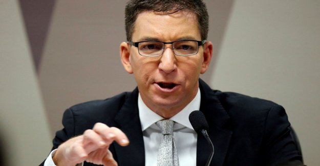 Brazil: Greenwald, the journalist who collaborated with Snowden, indicted for computer crimes