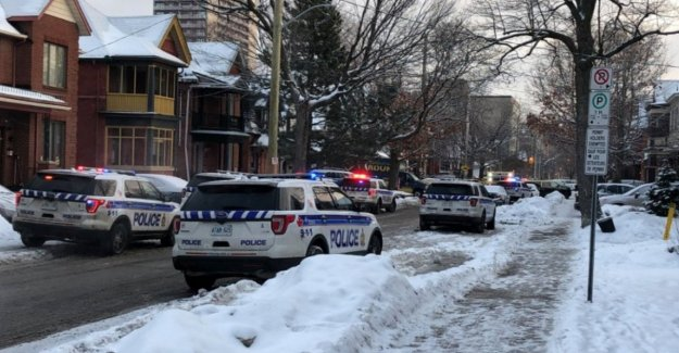 Canada shooting in Ottawa: one dead, three seriously injured