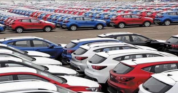 Car market, growth in prices of new cars