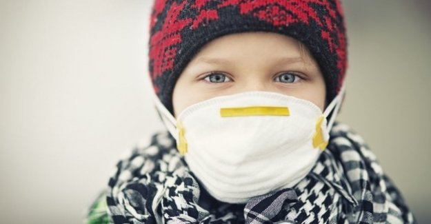 Children at greater risk conjunctivitis by pollution