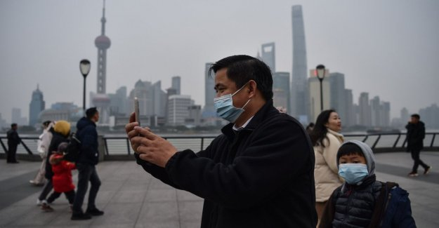 China: 77 new cases of the virus, nearly 300 in total