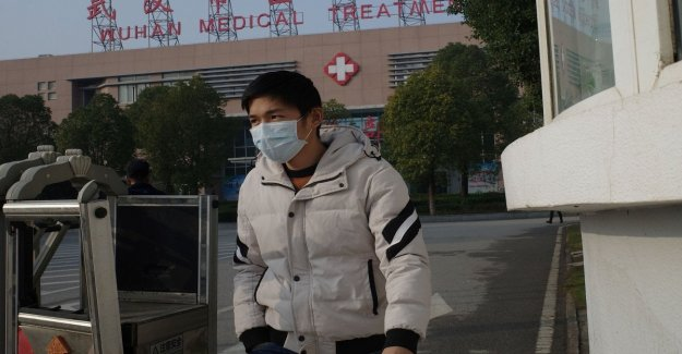 China: completed the genetic map the new virus similar to Sars