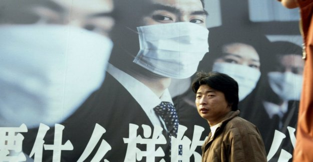 China, the epidemic of pneumonia: back to the terror of Sars
