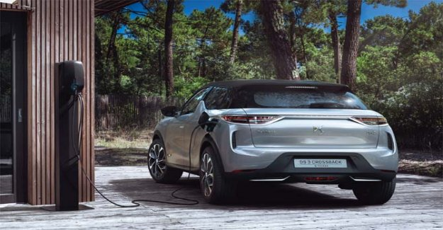 DS Automobiles continues in the strategy of electrification