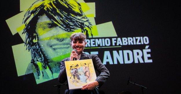 De andrè award, winning, young women