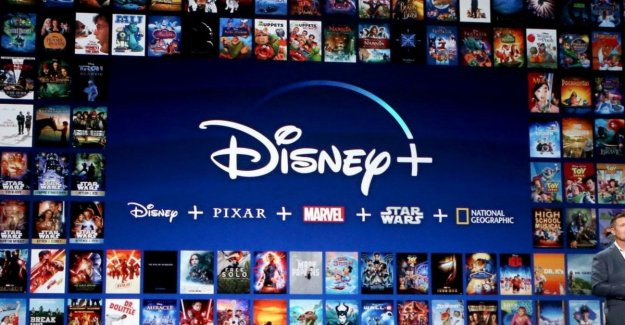 Disney+ anticipates the launch date in Europe: streaming active from the 24th of march