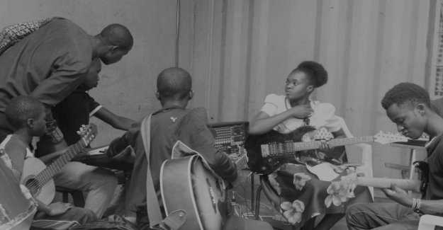 Equality, the music of the equality: from the Piedmont to Africa, a project for women