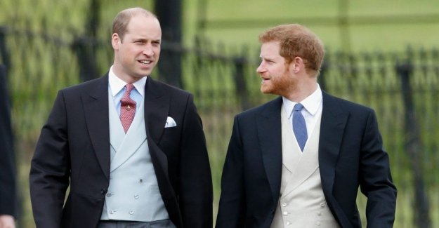 Gb, prince William Harry and Meghan: I've held in my embrace, my brother's whole life. I can't do it