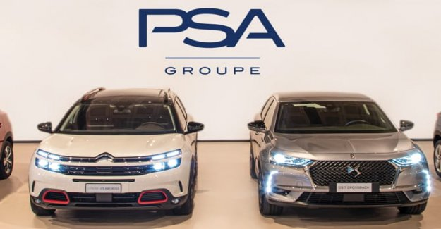 Grows, the Groupe Psa in Italy