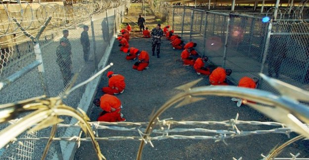 Guantanamo, to 18 years from the birth of the prison, Amesty International and other associations protest in Washington