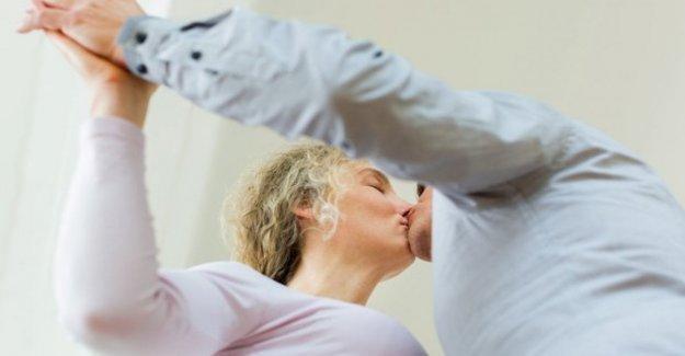 Have more sex delays menopause