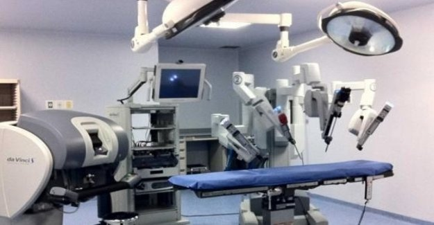 Health, robots at the forefront Pascale in Pozzuoli: success in surgery
