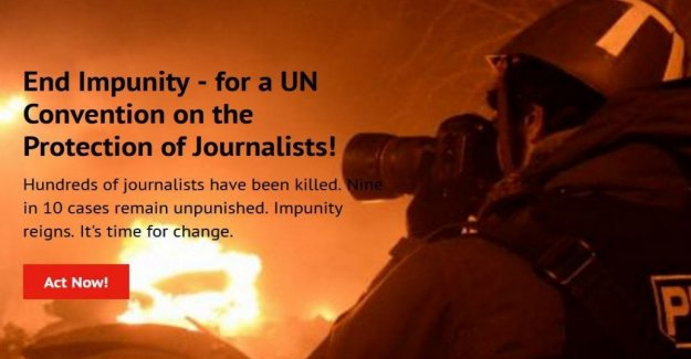 In 2019 killed 49 journalists
