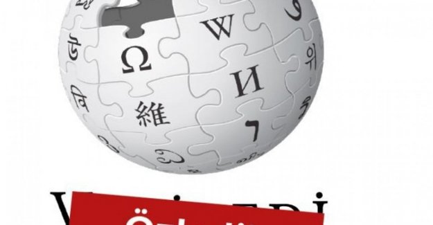 In Turkey Wikipedia back accessible