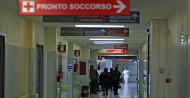 Influence: rare complication, dies little girl 10 years to Treviso