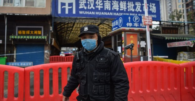 Inside the Huanan Seafood Market in Wuhan, where the virus originated: We, the quarantined cities
