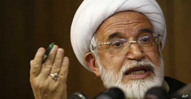 Iran, arrested the son of the leader of the green Wave Mahdi Karoubi