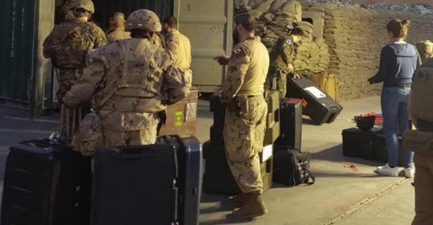Iraq away from Baghdad: Italy and Germany start repositioning troops