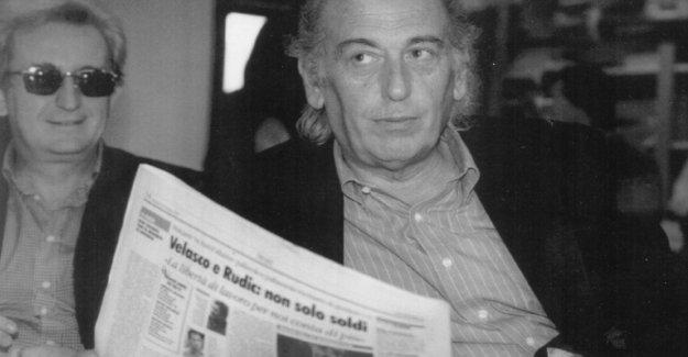 Is dead, Italo Moretti, former director of the Tg3 and sent Rai