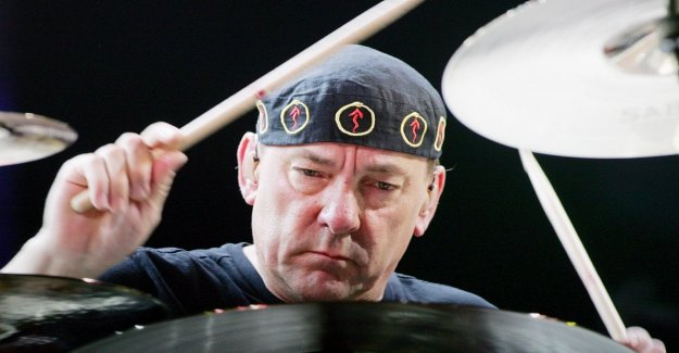 Is dead, the drummer of Rush, Neil Peart