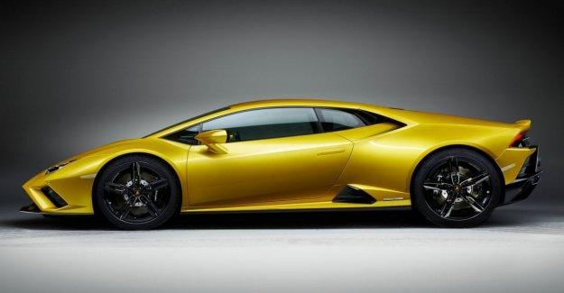 Lamborghini has decided: we will Not be at the Geneva motor show