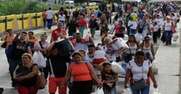 Latin America and the Caribbean, approximately 3.9 million migrants and refugees in venezuela: the migration flow the largest in the world