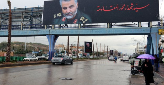 Lebanon, the battle cry of Nasrallah: America has started a new war