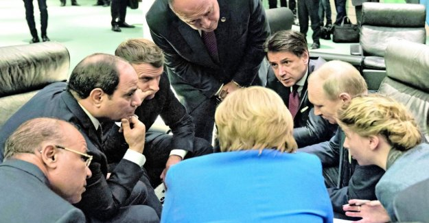 Libya, France to sabotage the condemnation of the Eu to stop the oil decided by Haftar