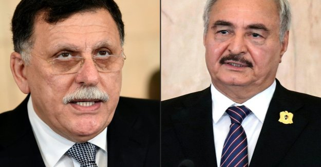 Libya, Putin convenes Serraj and Haftar: Come to Moscow to sign a truce