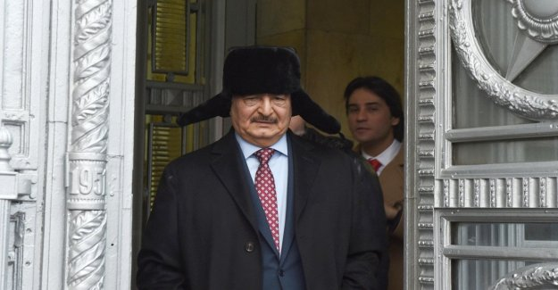Libya, media, general Haftar will participate in the Berlin Conference