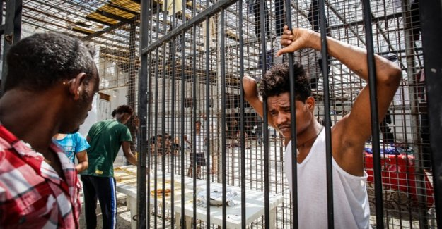 Libya, the humanitarian challenge: more and more displaced, while the international staff decreases and the State does not exist