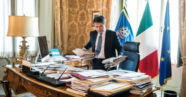 Libya, the summit at Palazzo Chigi between the Count and Maio. But Renzi attacks the government: the Spectators in the Mediterranean