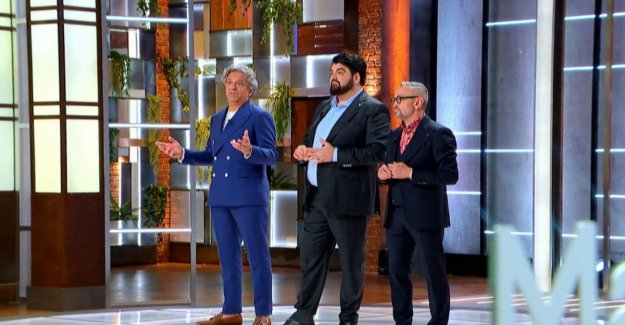 MasterChef 9, the Mystery of tears to the mountain of butter (with Massari surprise)