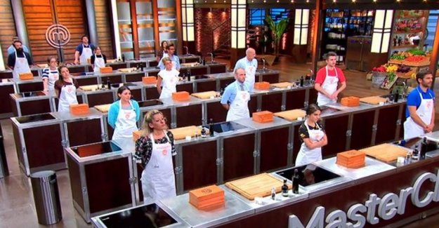 Masterchef 9 teaches us that small is good, and revealed the mysteries of the refrigerator of the judges