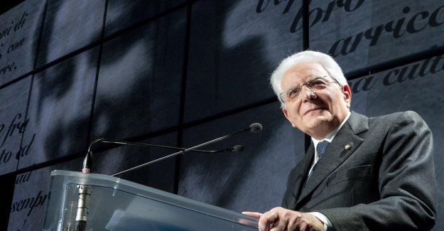Mattarella, on the Day of the Memory: In Mondovì, written, indeed, anti-semitism has not disappeared