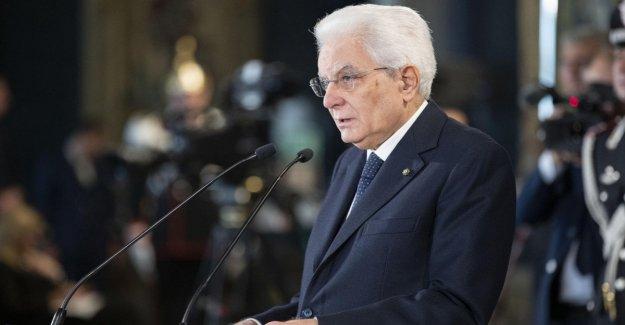 Mattarella: universities are the antidote to hatred and intolerance