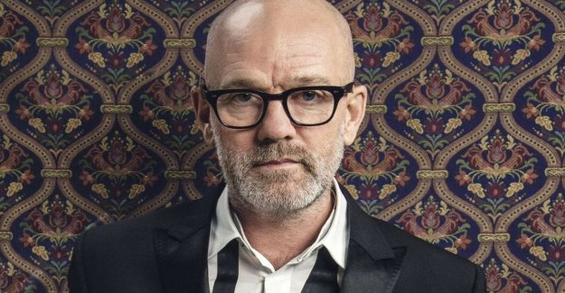 Michael Stipe, 'Drive to the Ocean' is the second solo single: a 'gift' for the environment