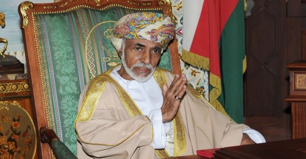 Oman, who died at age 79, the sultan Qabus. It was the most long-lived of the arab world, in power for 50 years