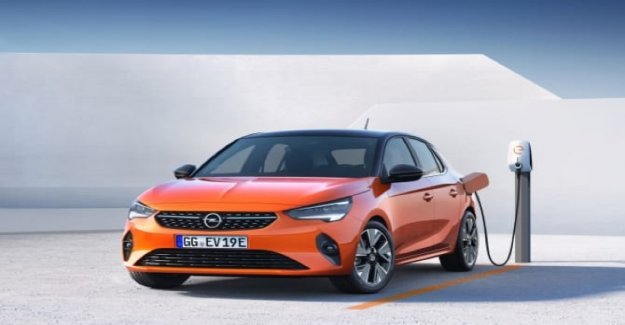 Opel Corsa-beating the sisters of the gasoline and diesel